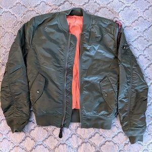 Alpha Industries MA-1 Slim bomber jacket